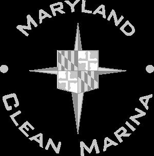 Maryland Clean Marina logo