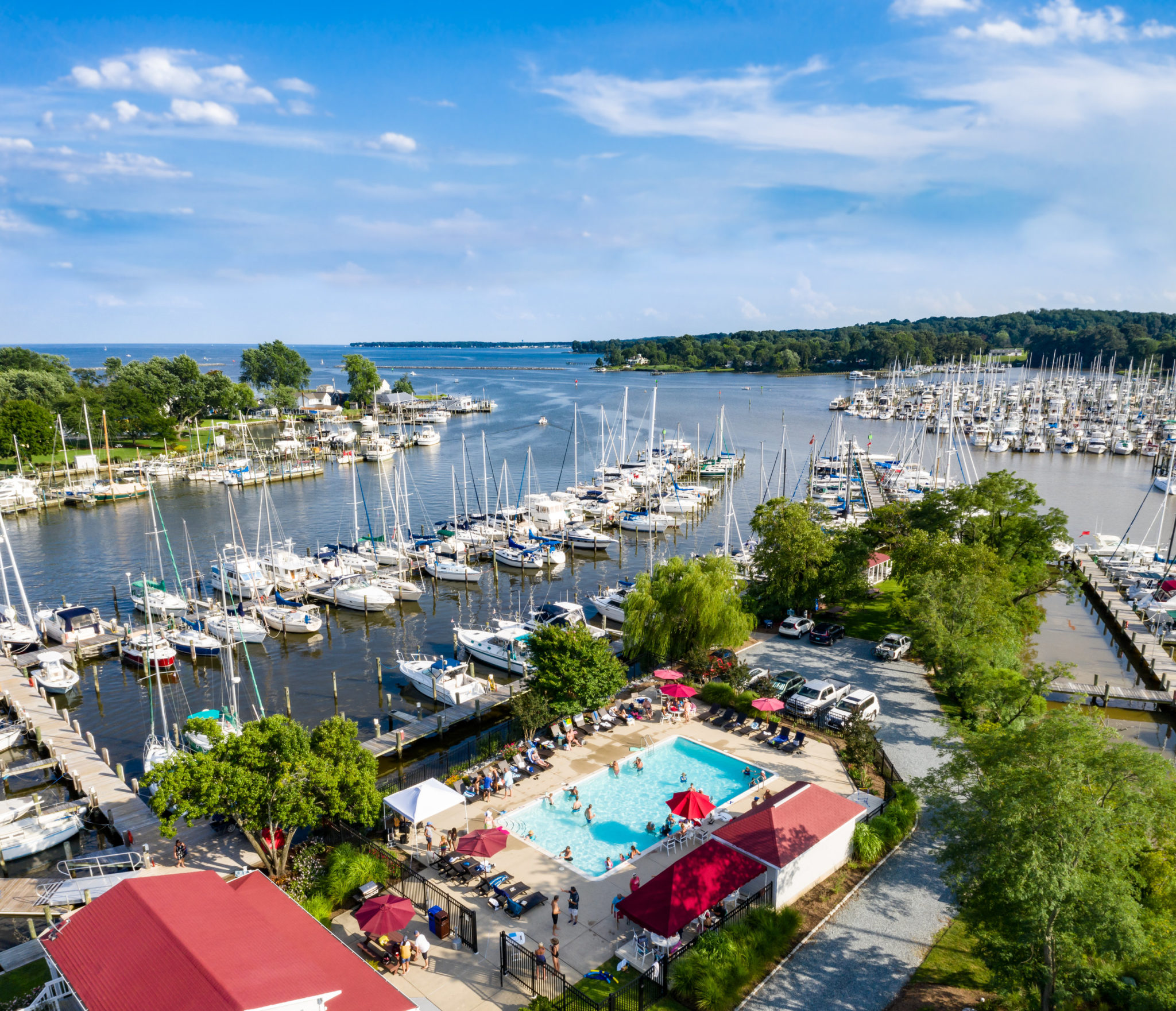 Visit Shipwright Harbor Marina in Deale, MD