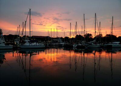 Traceys-Creek-Sunset